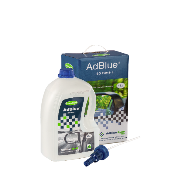4L Starter kit - Greenchem Adblue